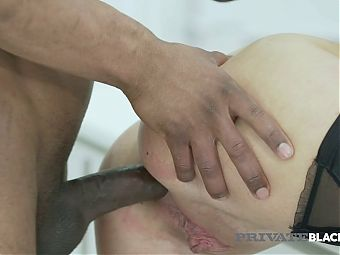 PrivateBlack - Cassie Fire Heats Things Up With Her BBC Chef