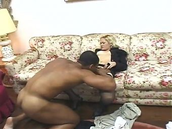 Brazilian hot blonde sucking and fucking rough gapes