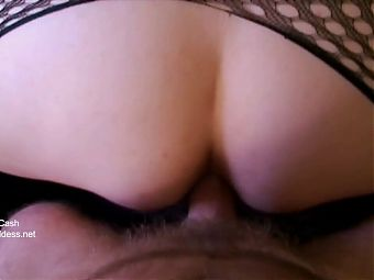 Huge boobs Kore Goddess gets her daily anal rimming