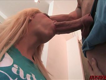 Sexy Teen Bibi Noel gets a pounding in every Hole