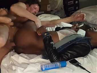 Rosy Private Porn - Getting my Ass pounded after a walk in
